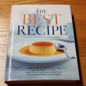The best recipe book.